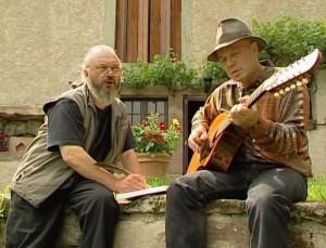 Christian et Claude Demet